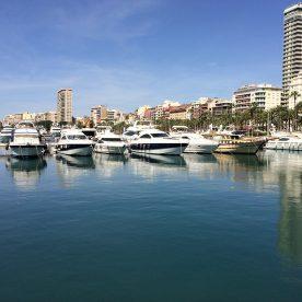 Citytrip Allicante voor Watersporters