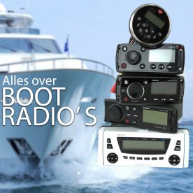 Boot-radio-kopen