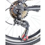 Talamex vouwfiets versnellingssysteem Shimano