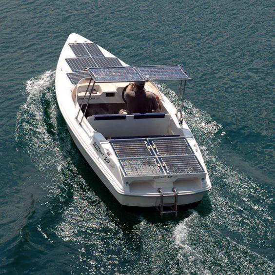 zonnepanelen op boot camper en caravan
