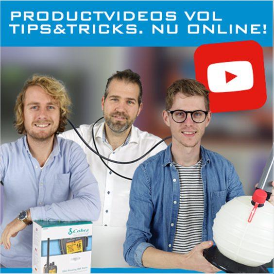 Nautic Gear YouTube kanaal