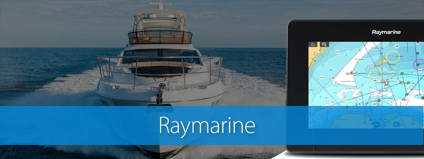 Raymarine Kaartplotter