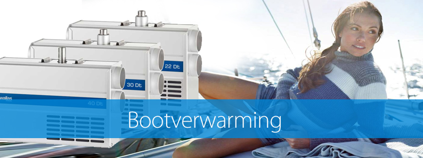 Bootverwarming