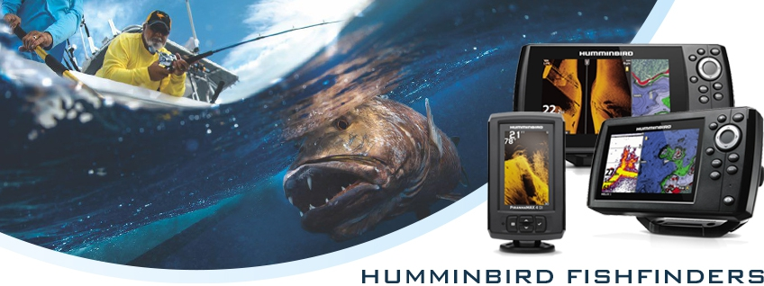 Humminbird Fishfinders
