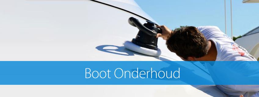 Bootonderhoud & Verf