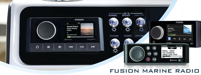 Fusion Marine Radio