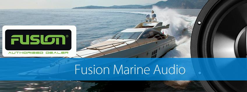 Fusion Marine Audio