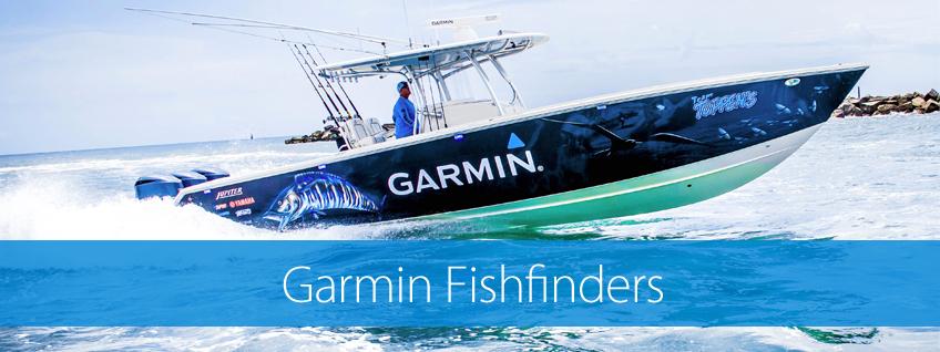 Garmin Fishfinder