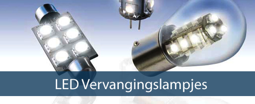 LED vervangingslampen