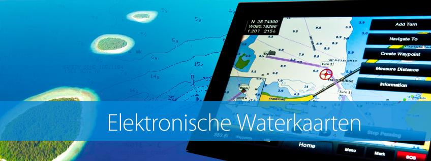 Elektronische Waterkaarten