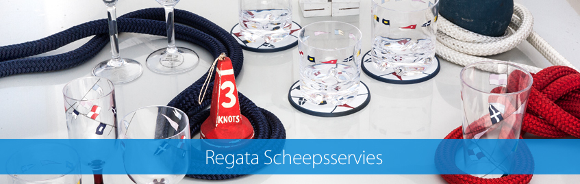 Scheepsservies Regata