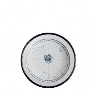 Scheepsservies columbus, soepbord, diepbord Ø 18 cm