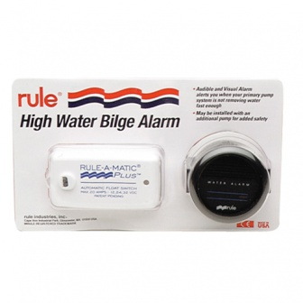 Rule hoogwateralarm, Nauitic Gear Watersport