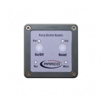 Controlepaneel drinkwaterpomp sensor marco