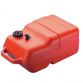 Buitenboordmotor Brandstoftank 12, 22 of 30 Liter