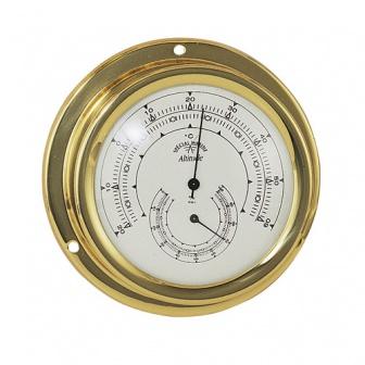 Scheepsklok Marine Range Thermo- en Hygrometer