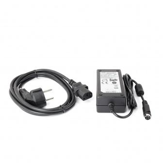 XPSUAC001 Akai 220 - 12 volt TV adapter met 4 polige DIN stekker