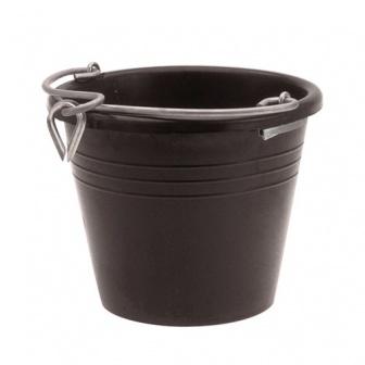 Rubber putsemmer, inhoud: 7 liter