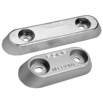 Vetus Aluminium Anode Opschroefbaar, 15 en 25 cm opschroefbare anode aluminium