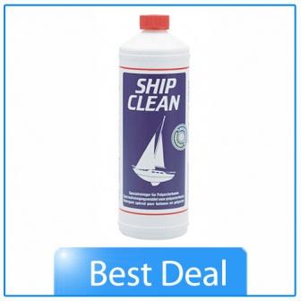 Shipclean, 1 liter, Nautic Gear Aanbiedingen