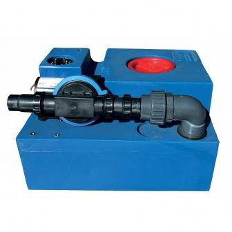 Vuilwater tankset incl. pomp, 47 - 78 liter, 12 - 24V