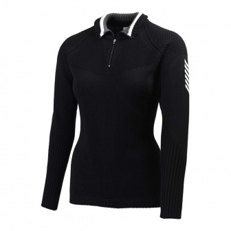 Helly Hanssen Seamfree Sweater, Black