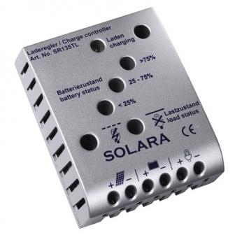 Solara Solar regulator SR135TL 12/24 volt