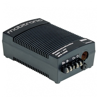 Mobitronic omvormer van 220V AC naar 25 Volt DC