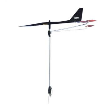 Windex 15 / 10, Bevestiging op de mast