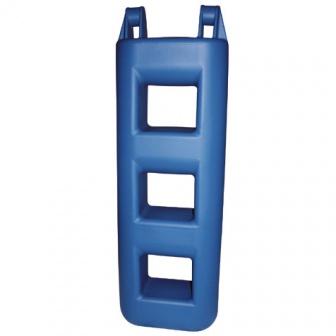 Trapfender, Blauw, Nautic Gear