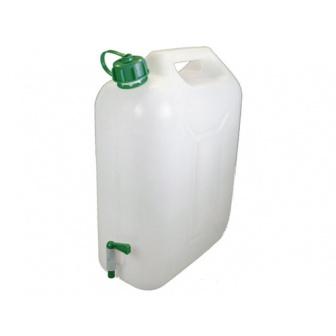 Water Jewrrycan met kraan, in 5, 10 of 20 liter verkrijgbaar