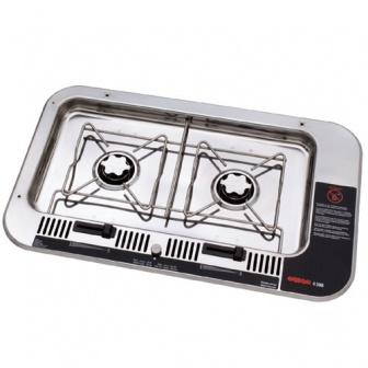 Origo 4100 2-pits inbouw kooktoestel