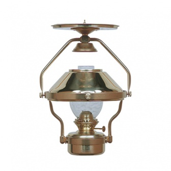 Captains lamp cardansich