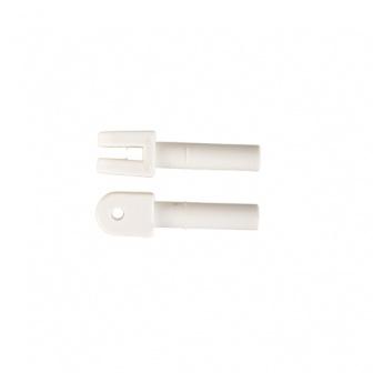 Pin bevestiging Bimini top, 2 stuks