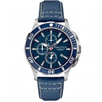 Nautica Watersport horloge BFD 101 Dive Style Chrono