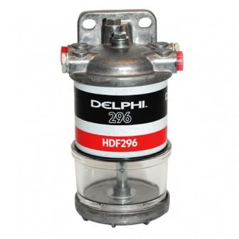 Brandstofgroffilter Delphi 296 ( Lucas filter )