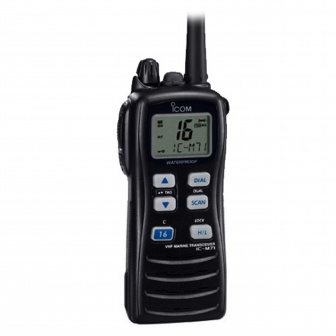 Aanbieding Icom M71 handmarifoon