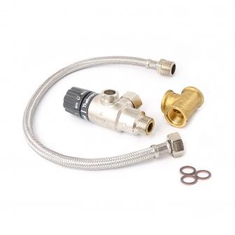 Johnson Pump Watermixer thermostaat set voor scheepsboilers