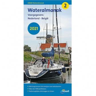 ANWB Wateralmanak deel 2, editie 2021
