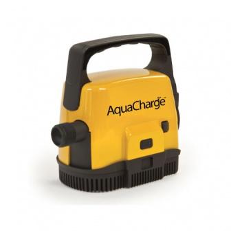 Aqua Charge draagbare bilgepomp