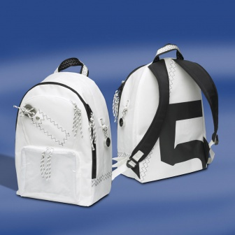 Sea Master Back Pack, rugtas van zeilstof, Nautic Gear