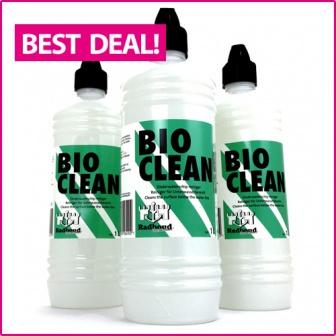 Aanbieding Bio Clean bootreiniger