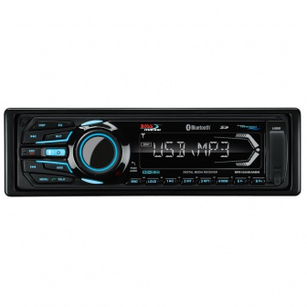 Boss Marine Radio 1308 UABK - voorzijde