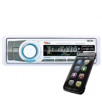 Boss Marine Radio CD-Speler - Bluetooth 752 UAB met control app
