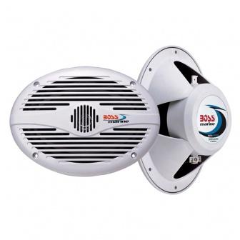 Boss marine waterbestendige luidsprekers MR690 350 Watt