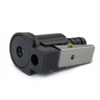 Brandstof adapter Stekker female motor/tank  OMC