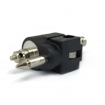 Brandstof adapter stekker male motor Mariner/Mercury Yamaha