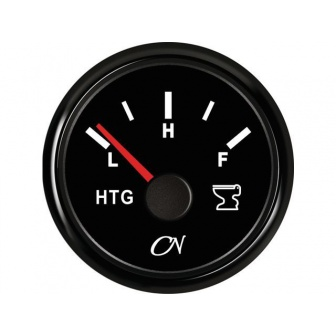 CN Vuilwatermeter zwart