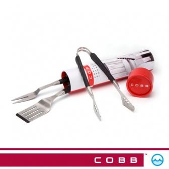 Cobb 3-delig BBQ gereedschap