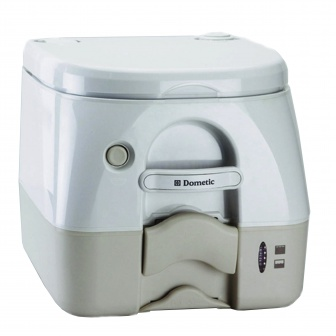 Dometic draagbaar toilet, 9,8Ltr Model 972
